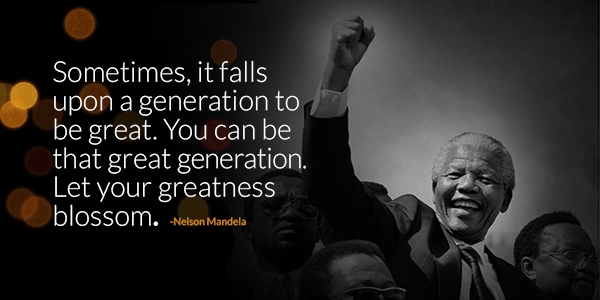 67 things Nelson Mandela said that made the world a better place
